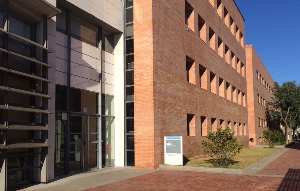 Edifici C4 EEL, campus Nord