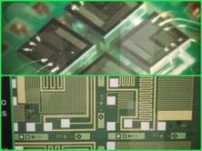 Viaja a Marte un microchip diseñado por investigadores del Departametno